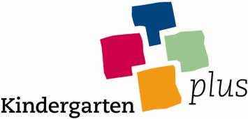 Logo Kindergarten plus